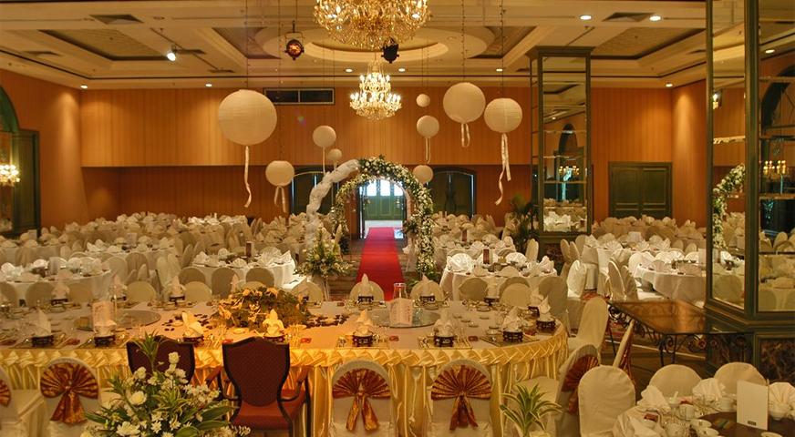 Weddings grand margherita hotel minimum 15 tables and above junglespirit Choice Image
